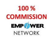 100% Commissions - Empower Network