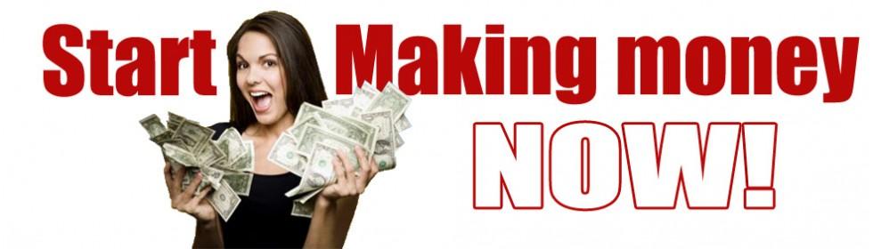 Start Making Money Today