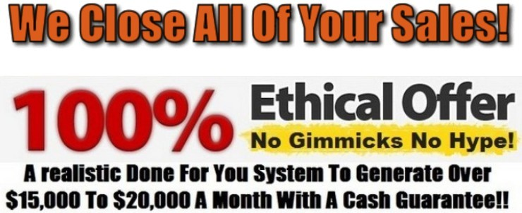 100% Ethical